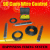 Sequential Function + Wire Control Fireworks Firing Systemの手動Fire 90 Cues Fireworks Firing System+