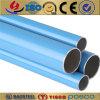 6080 3003 3004 3102磨かれた陽極酸化されたアルミニウム管の黒くか青または銀製または製造所の終わり