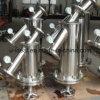 O tipo higiene do y Ui-4 classific filtro tranqüilo do aço inoxidável