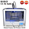 Личное Customized 3D Printer/Bibo Metal Frame 3D Printer Prints Flexible Filament