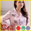 Soie Ladies Night Skirt Night Skirt Pajamas Sleepwear de 100% pour Women
