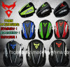 Moto Centric Reflective Waterproof Microfiber Motorcycle Tail Bag