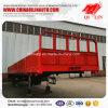60 Tonnen Behälter Dropside Flachbett-halb Schlussteil-für Afrika