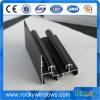 Felsiges 6063 Puder-beschichtendes Aluminiumlegierung-Profil mit unterschiedlicher Farbe