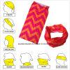 Безшовным пестрый платок пробки держателя напольных спортов Microfiber типа изготовленный на заказ напечатанный логосом многофункциональный
