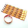 Kundenspezifische Andenken weicher PVCWristband (BR006)
