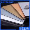 Materiales de construcción decorativos incombustibles del panel compuesto de aluminio de A2 B1