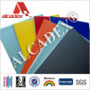 ACP Composite Panels de 5mm PVDF Coating Aluminum Building Construction Materials