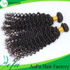 7A Grade Deep Wave Virgin Mongolian Human Natural Hair
