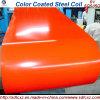 Катушка тонколистовой стали толя цвета покрытая гальванизированная стальная