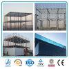 Здание изготовления стальной структуры луча h Muti-Этажа облегченное