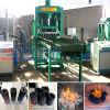 De hydraulische Machine van de Briket van het Poeder van de Houtskool van de Steenkool van de Honingraat van het Type van Ponsen Hexagonale