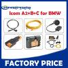 Самое новое экспертное Icom A2+B+C для BMW с средством программирования полного комплекта
