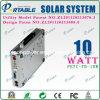 портативная солнечная домашняя осветительная установка 10W (PETC-FD-10W)