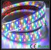 Luz de tira impermeável do diodo emissor de luz SMD5050 do RGB