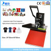 Örtlich festgelegte magnetische Hochdruckwärme-Presse-Maschine a