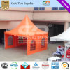 Pagoda Tent los 5X5m en Orange Color con Logo Printing (ZD-0505)