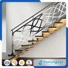Qualité extérieure/clôture d'escaliers de fer pièce forgéee d'Indoorhand