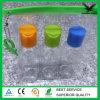 Venda por atacado transparente relativa à promoção do saco do Zipper do PVC