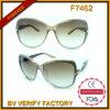 Reunião confidencial FDA dos óculos de sol das vibrações de Cazal das mulheres F7462 Cat3