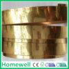 22mm Geborstelde Gouden het Verbinden van de Rand van het Metaal van pvc van de Kleur Band voor het Meubilair van het Huis