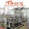 Chaîne de production chaude automatique machine de remplissage de jus de Furit
