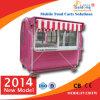 Hielo Cream Cart para Sale Coffee Cart Fast Food Carts para Sale