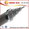 Línea de transmisión de potencia conductor del buho de 266.8mcm ACSR