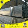 Q195 Pregalvanizedの正方形の鋼鉄管A36