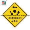 Verkeersteken Geen Verkeersteken van de Maximum snelheid van de Voetgangersoversteekplaats