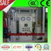 Usine de filtration d'huile de transformateur de vide d'étape simple
