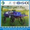 Pulvérisateur automoteur de boum pour la rizière et les terres cultivables