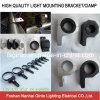 Il lavoro del LED illumina la parentesi di alluminio per le parentesi fuori strada della barra chiara del montaggio LED del tubo 4X4 Wd