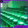 Luz interna do diodo emissor de luz da PARIDADE 3W do equipamento 120PCS do disco do estágio
