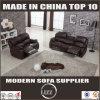 Recliner moderne &#160 de bâti en bois ; Sofa des meubles de salle de séjour