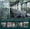 6대의 셔틀 원형 직조기 기계