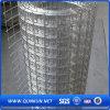 Acoplamiento de alambre soldado galvanizado en los paneles