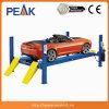 Elevación mecánica del vehículo del poste del desbloquear cuatro del bloqueo de seguridad con la alineación (414A)