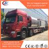 Camion semiautomatici manuali della ghiaia del distributore dell'asfalto dell'automobile della costruzione di strade della Cina