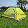 Einfaches hohes automatisches kampierendes Zelt für 3 Personen