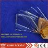 Het maagdelijke Materiaal goot 3mm ontruimt AcrylBlad