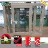 Окно UPVC сползая, удар урагана PVC - упорное Windows