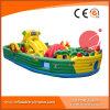 Riesiger aufblasbarer Elefant Funland für Kinder T6-006