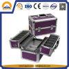 Renivellement en aluminium multifonctionnel portant la valise de train cosmétique