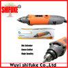 240W 6mm de Zeer belangrijke Molen van de Matrijs van de Hoge snelheid van de Klem met de Aanpassing van Snelheid 6