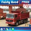 Autocarro con cassone ribaltabile utilizzato commercio all'ingrosso di HOWO 6X4 dell'autocarro a cassone di HOWO
