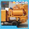 Misturador concreto Diesel pequeno de Jinsheng com bomba