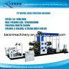 Machine à imprimer Flexo à 4 tissus en couleur PP 3200 mm Roller