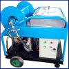 La peinture à haute pression de rouille de sableuse de l'eau retirent le nettoyeur de gicleur