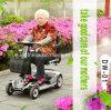 Suspensão cheia resistente do trotinette ATV da mobilidade